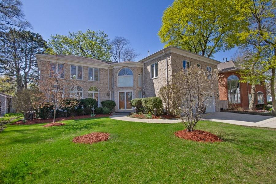 Real Estate Photography - 128 Washington, Park Ridge, IL, 60068 - Front View