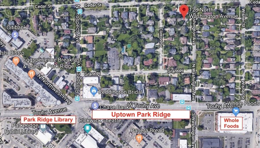 Real Estate Photography - 128 Washington, Park Ridge, IL, 60068 -