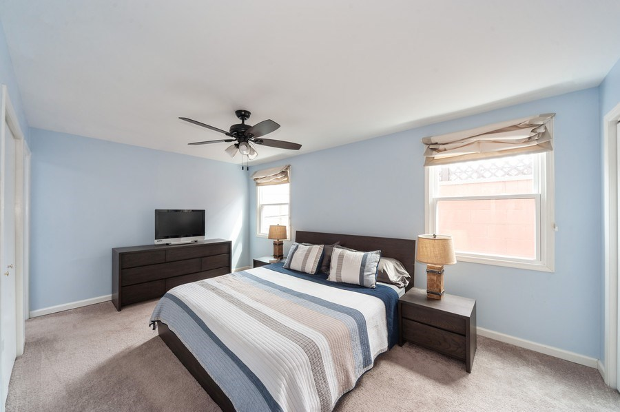 Real Estate Photography - 2637 N Marshfield Ave, Chicago, IL, 60614 - Master Bedroom