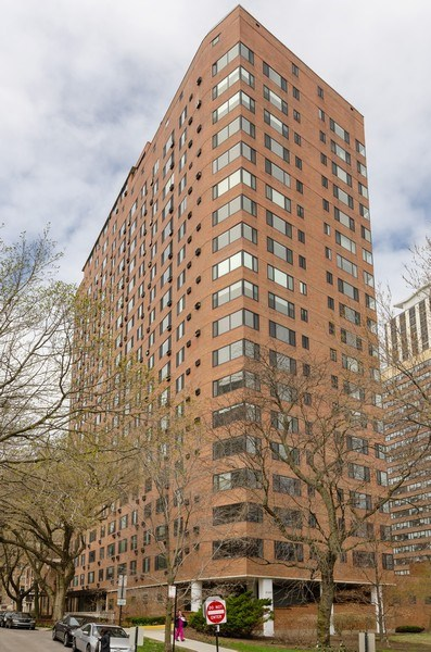 Real Estate Photography - 3100 N Lake Shore Dr, 902, Chicago, IL, 60657 - Front View