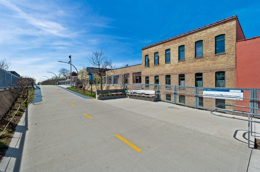 Real Estate Photography - 2418 W Bloomingdale Avenue, Unit 102, Chicago, IL, 60647 - View