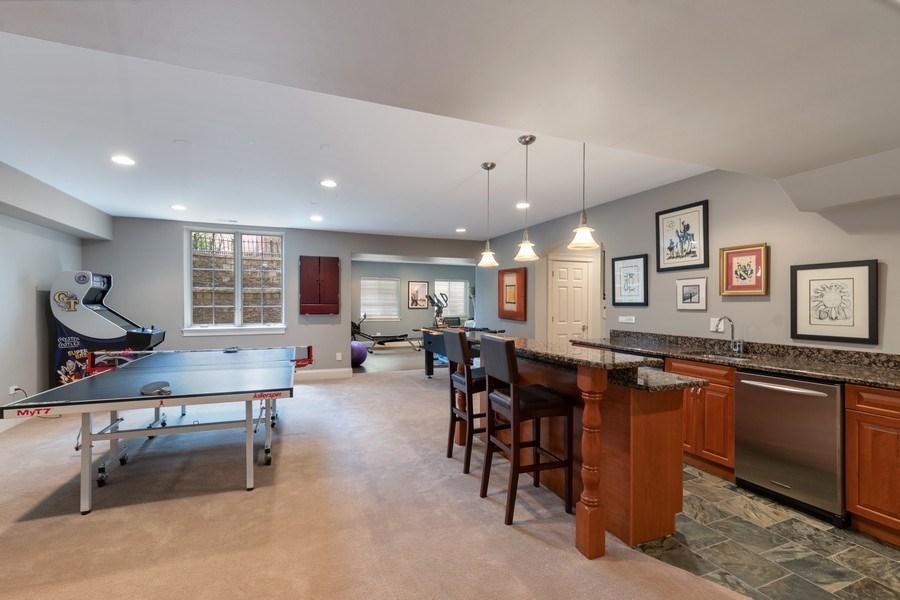 Real Estate Photography - 323 Thackeray, Northfield, IL, 60093 - Basement