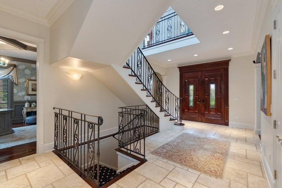 Real Estate Photography - 323 Thackeray, Northfield, IL, 60093 - Foyer