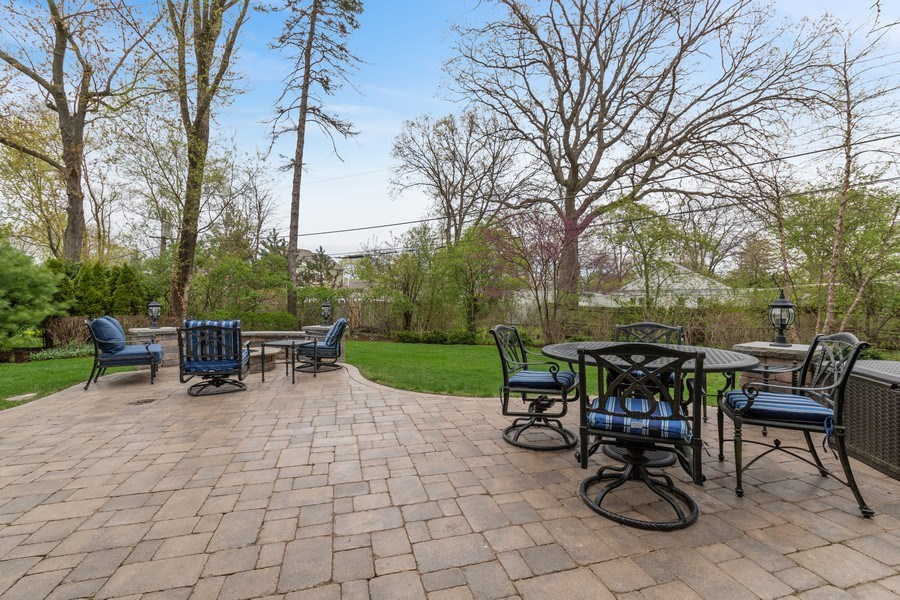 Real Estate Photography - 323 Thackeray, Northfield, IL, 60093 - Rear View