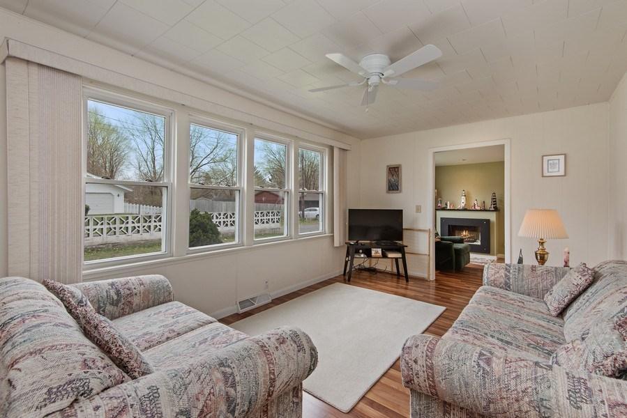 Real Estate Photography - 6446 W Hagar Shore Rd, Coloma, MI, 49038 - Living Room
