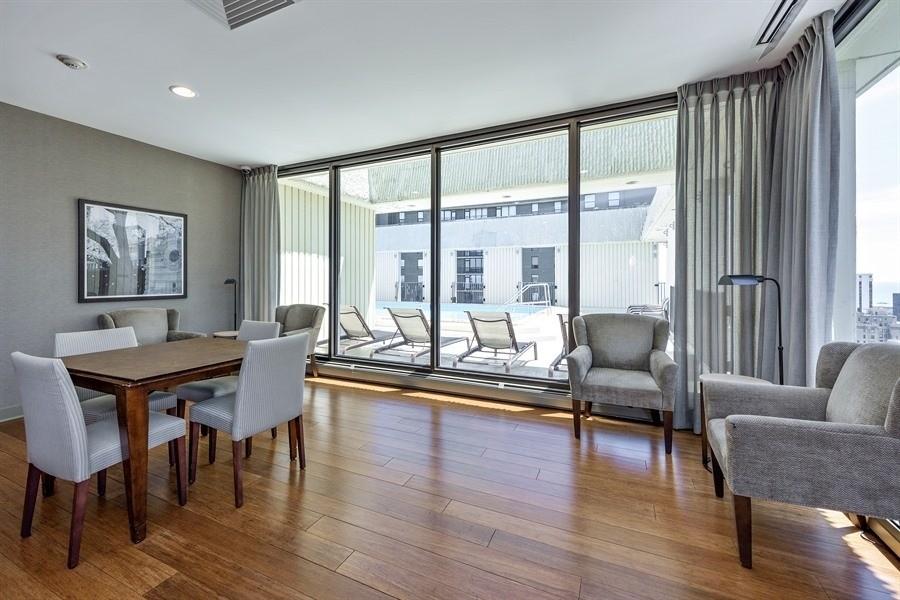 Real Estate Photography - 100 E Bellevue, 22C, Chicago, IL, 60611 -