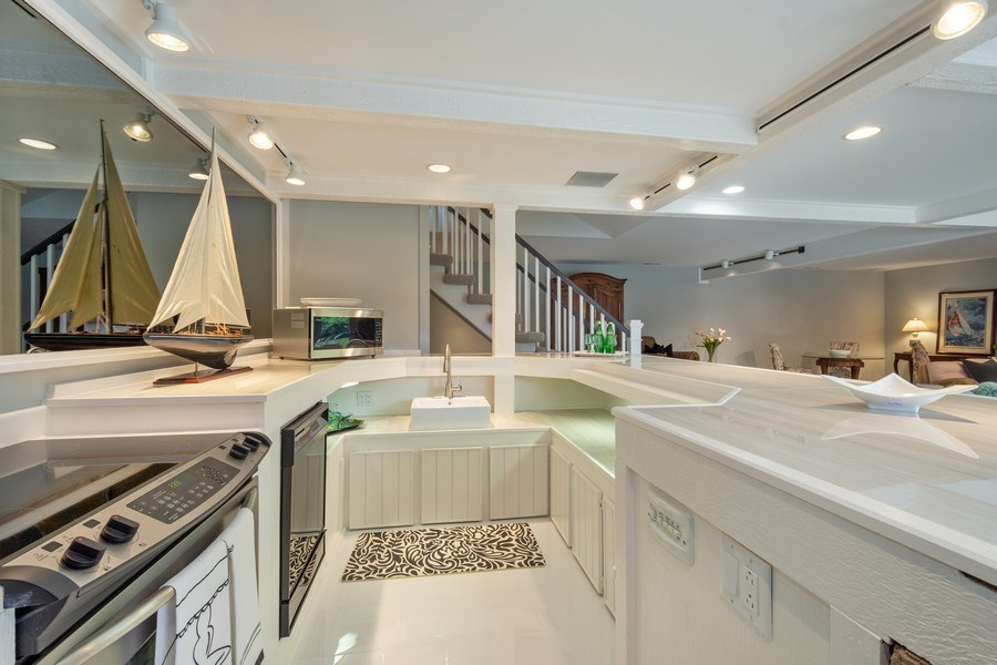 Real Estate Photography - 306 Ridge Road, Barrington Hills, IL, 60010 - Second Kitchen