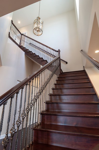 Real Estate Photography - 910 S Michigan, #1903, Chicago, IL, 60605 - Staircase