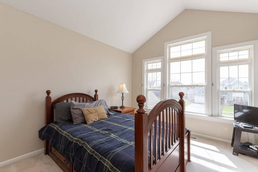 Real Estate Photography - 1655 Forest View Way, Antioch, IL, 60002 - Bedroom 3