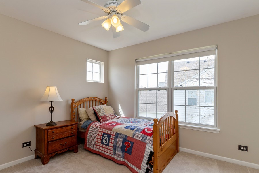 Real Estate Photography - 1655 Forest View Way, Antioch, IL, 60002 - Bedroom 2