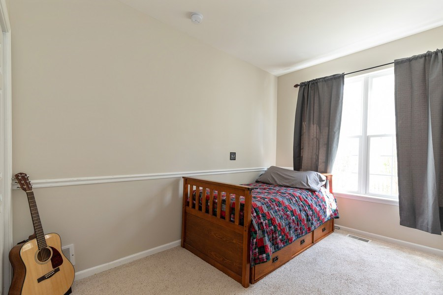 Real Estate Photography - 1655 Forest View Way, Antioch, IL, 60002 - First floor den/bedroom