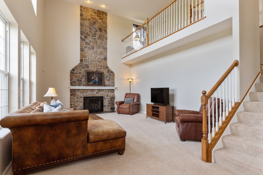 Real Estate Photography - 1655 Forest View Way, Antioch, IL, 60002 - Family Room