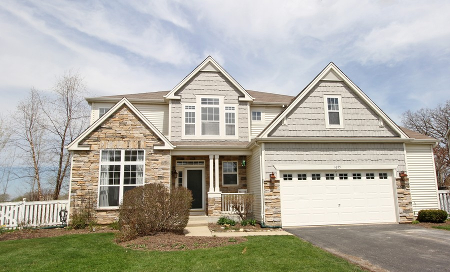 Real Estate Photography - 1655 Forest View Way, Antioch, IL, 60002 - Front View