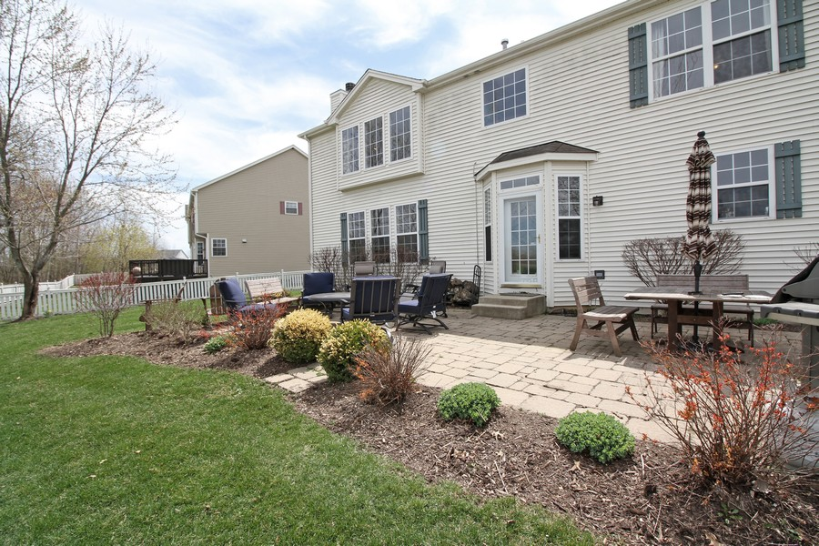 Real Estate Photography - 1655 Forest View Way, Antioch, IL, 60002 - Patio