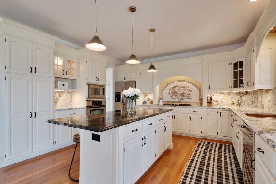 Real Estate Photography - W1186 Trieste Dr, Lake Geneva, WI, 53147 - Kitchen