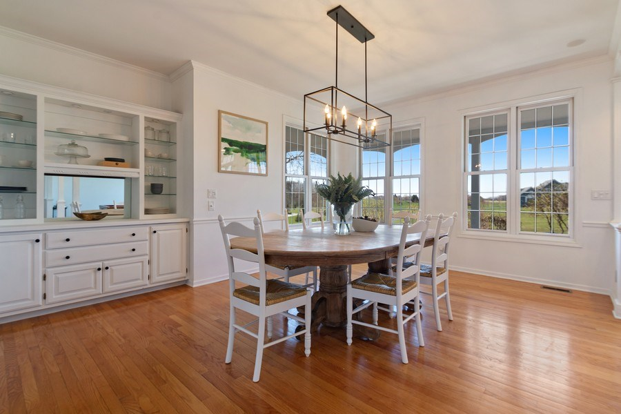 Real Estate Photography - W1186 Trieste Dr, Lake Geneva, WI, 53147 - Formal Dining