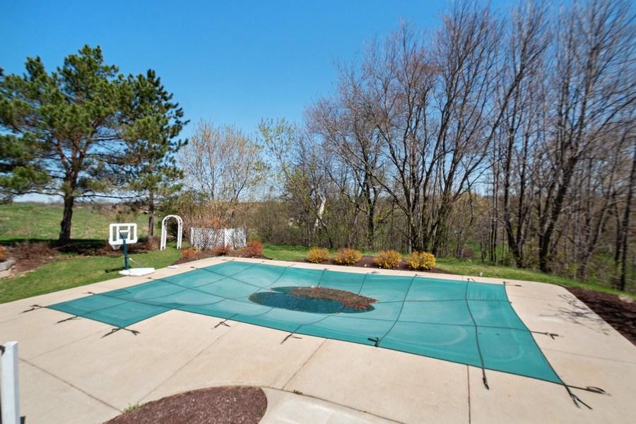 Real Estate Photography - W1186 Trieste Dr, Lake Geneva, WI, 53147 - Pool