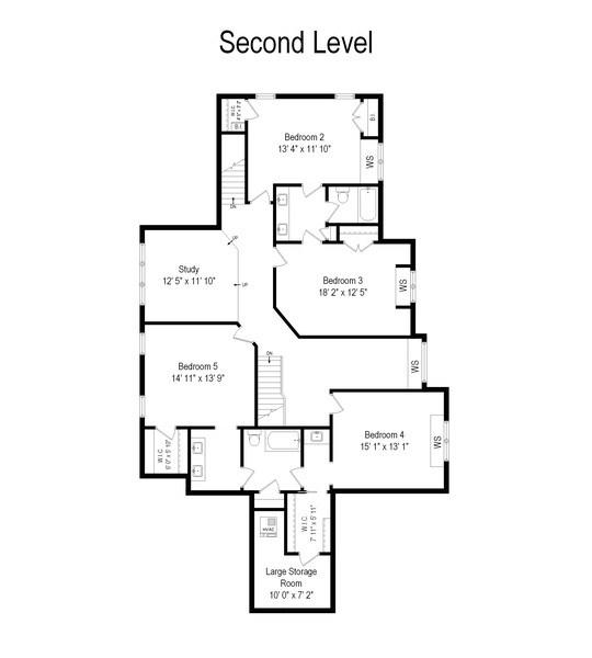 Real Estate Photography - W1186 Trieste Dr, Lake Geneva, WI, 53147 - Floor Plan