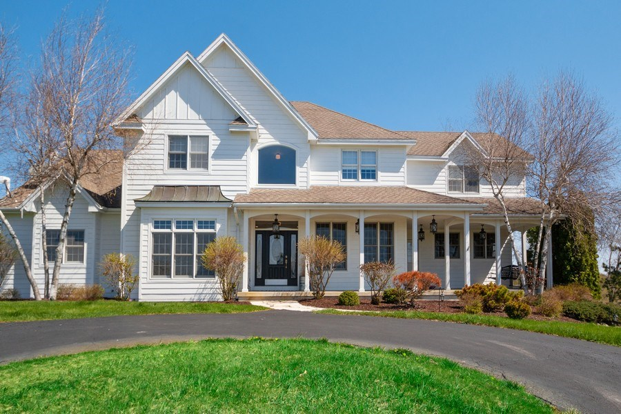 Real Estate Photography - W1186 Trieste Dr, Lake Geneva, WI, 53147 - Front View