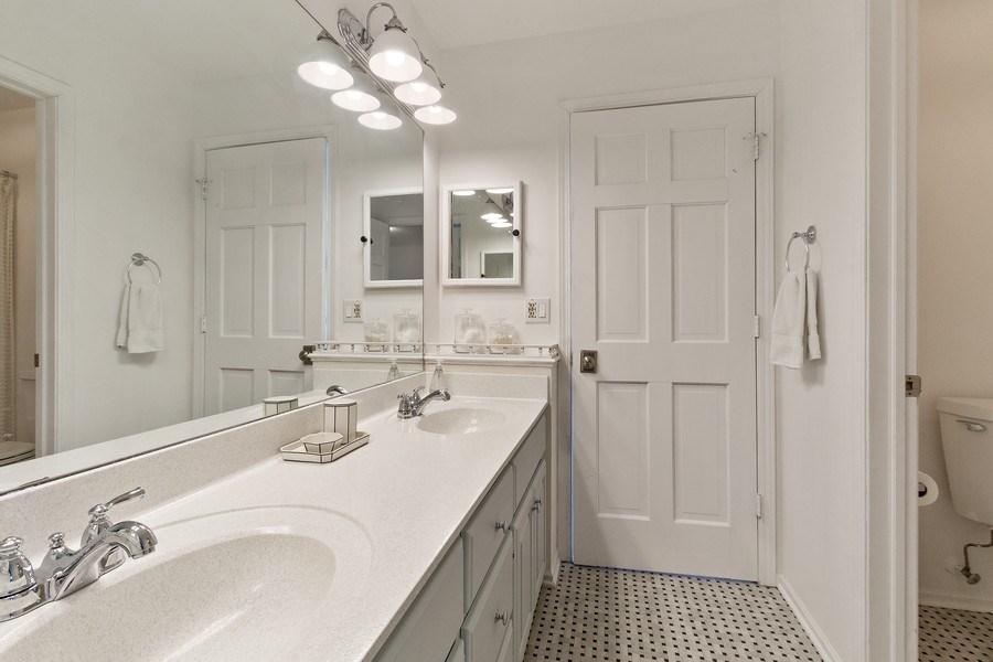 Real Estate Photography - W1186 Trieste Dr, Lake Geneva, WI, 53147 - 2nd Bathroom