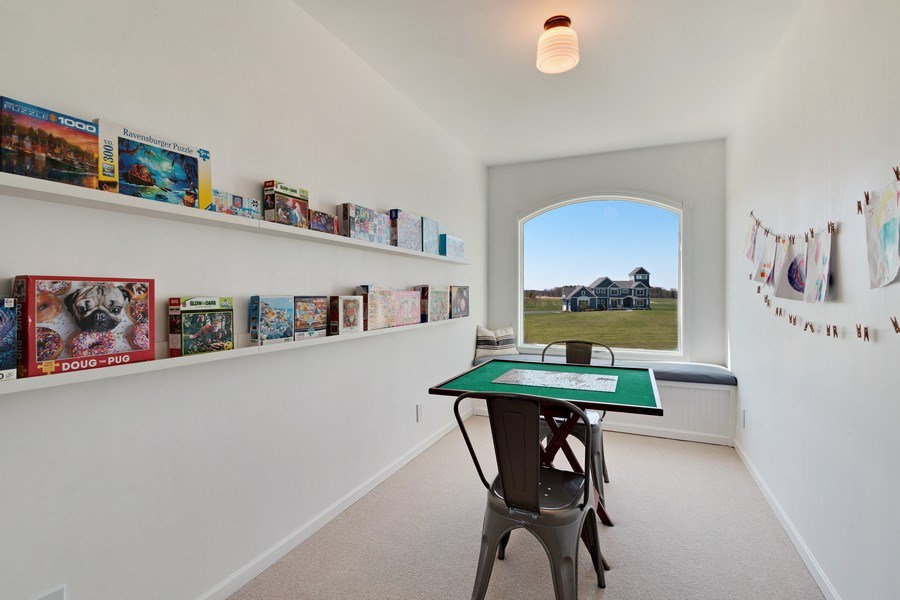 Real Estate Photography - W1186 Trieste Dr, Lake Geneva, WI, 53147 - Play / Recreational Room