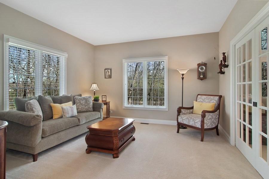 Real Estate Photography - 6 Scarlet Oak, Hawthorn Woods, IL, 60047 - Living Room