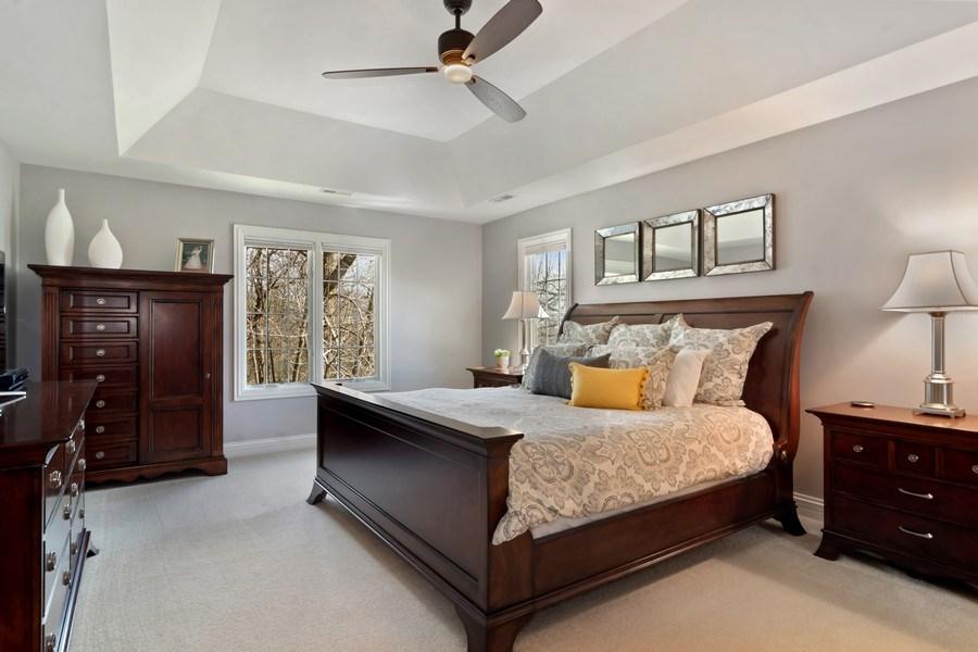 Real Estate Photography - 6 Scarlet Oak, Hawthorn Woods, IL, 60047 - Master Bedroom