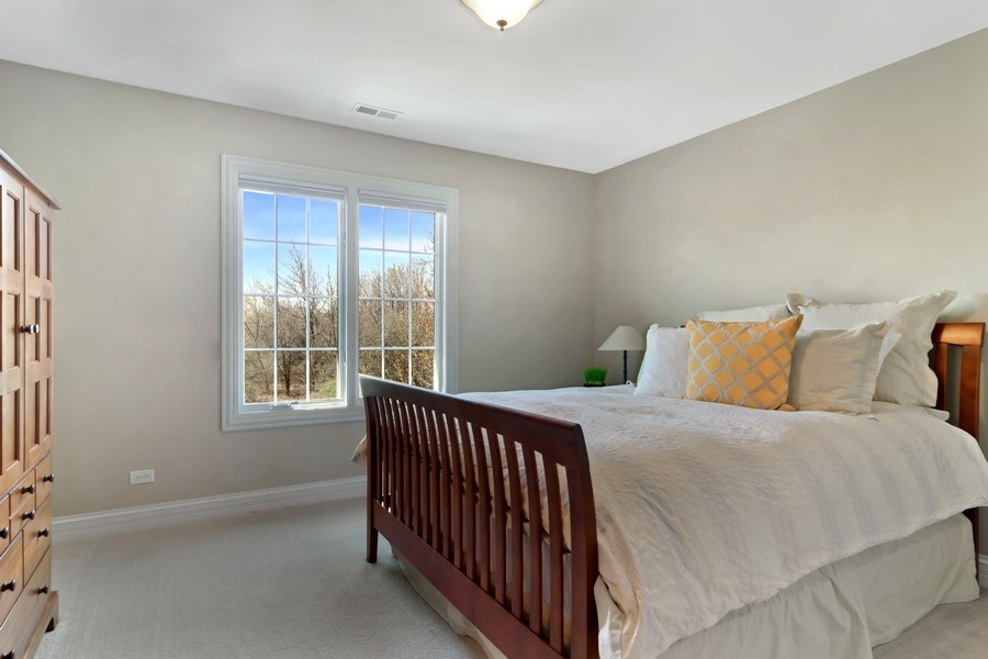 Real Estate Photography - 6 Scarlet Oak, Hawthorn Woods, IL, 60047 - 4th Bedroom