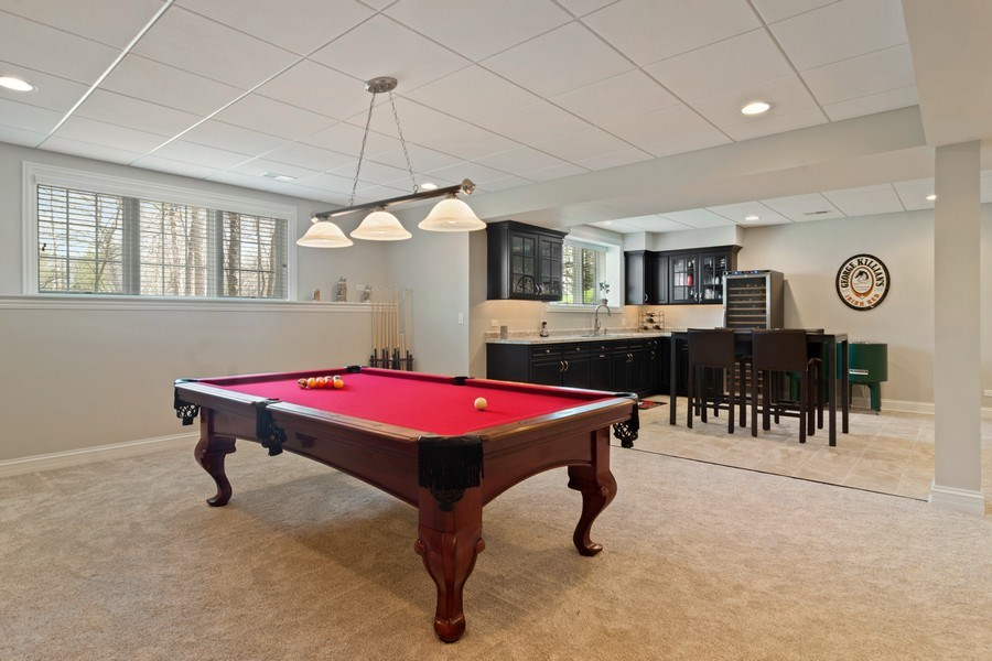 Real Estate Photography - 6 Scarlet Oak, Hawthorn Woods, IL, 60047 - Lower Level