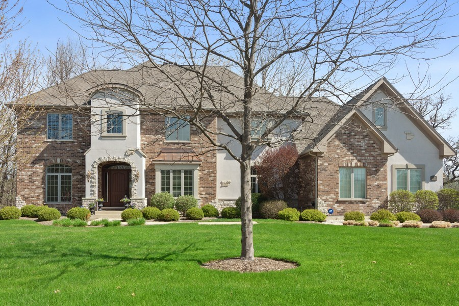 Real Estate Photography - 6 Scarlet Oak, Hawthorn Woods, IL, 60047 - Front View