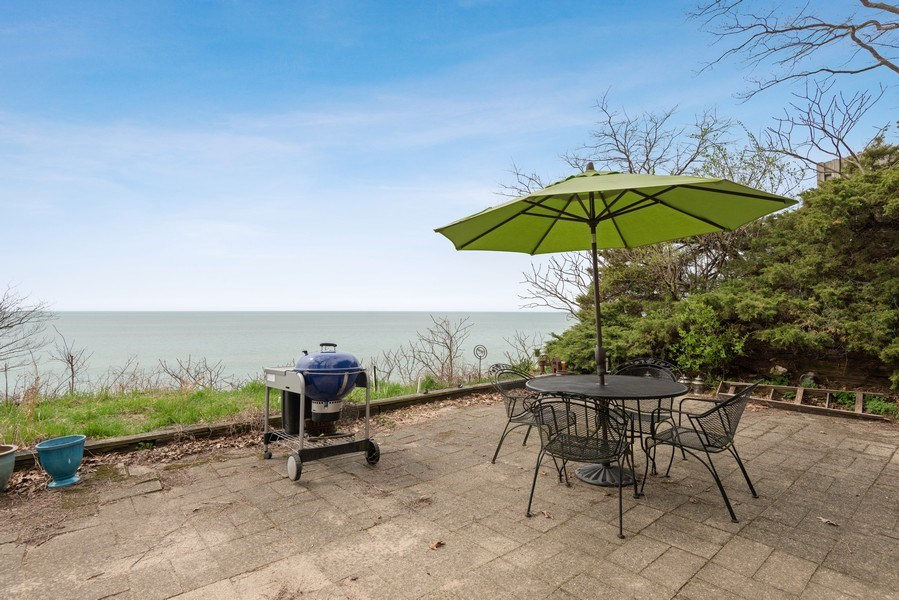 Real Estate Photography - 4590 Iler, Bridgman, MI, 49106 - Patio
