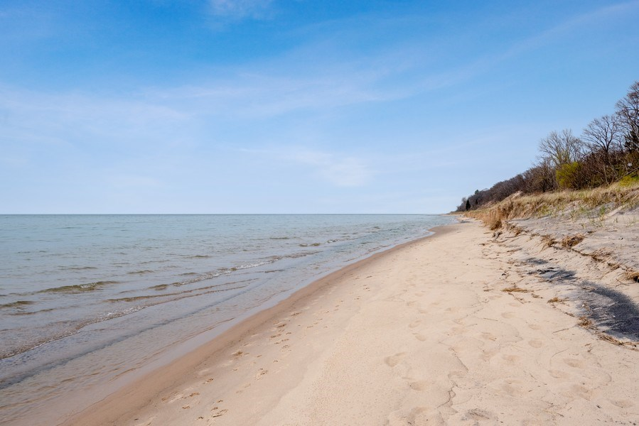 Real Estate Photography - 4590 Iler, Bridgman, MI, 49106 - Beach Front