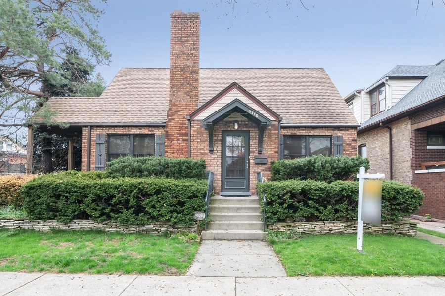 Real Estate Photography - 6348 W. Hyacinth St., Chicago, IL, 60646 - Front View
