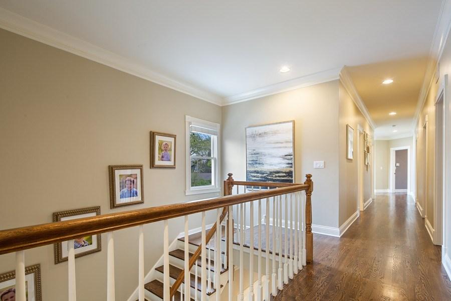 Real Estate Photography - 487 S Arlington, Elmhurst, IL, 60126 - 2nd Level