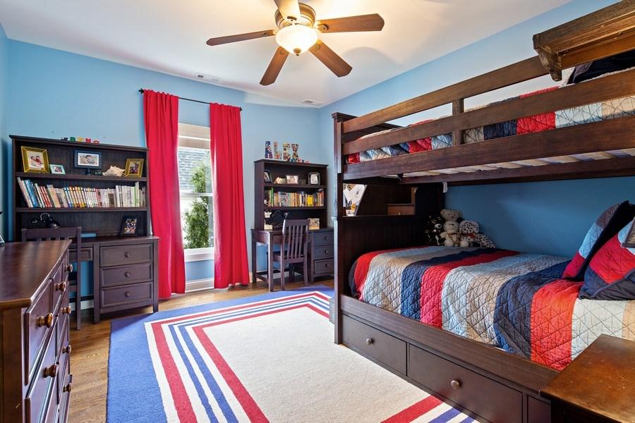 Real Estate Photography - 487 S Arlington, Elmhurst, IL, 60126 - 3rd Bedroom