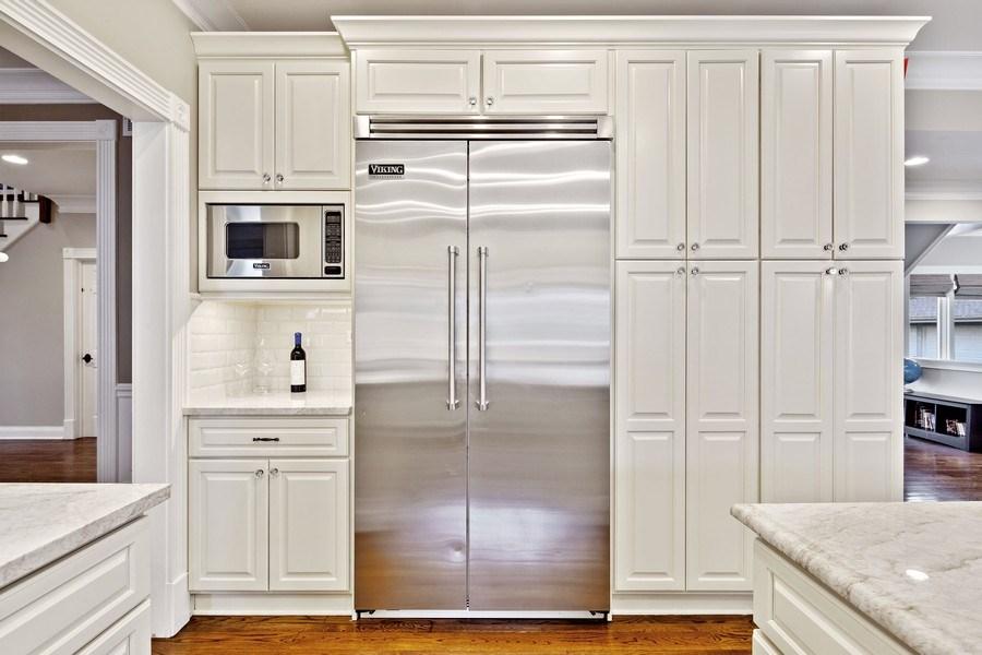 Real Estate Photography - 487 S Arlington, Elmhurst, IL, 60126 - Kitchen