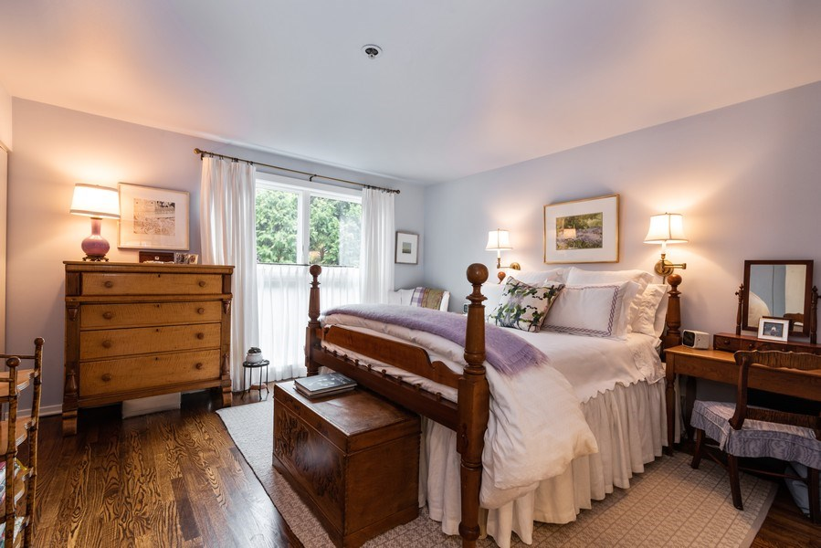 Real Estate Photography - 1215 Central Street #A, Evanston, IL, 60201 - Master Bedroom