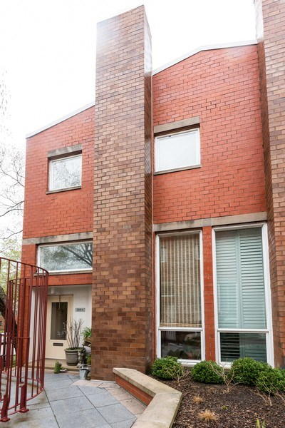Real Estate Photography - 1215 Central Street #A, Evanston, IL, 60201 - Front View