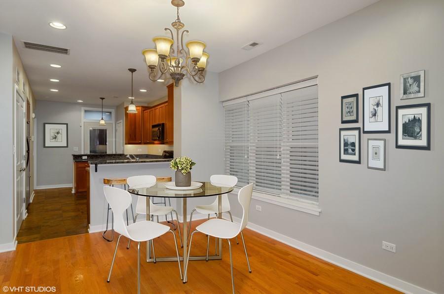 Real Estate Photography - 2055 W Farragut Ave Unit 1, Chicago, IL, 60625 -