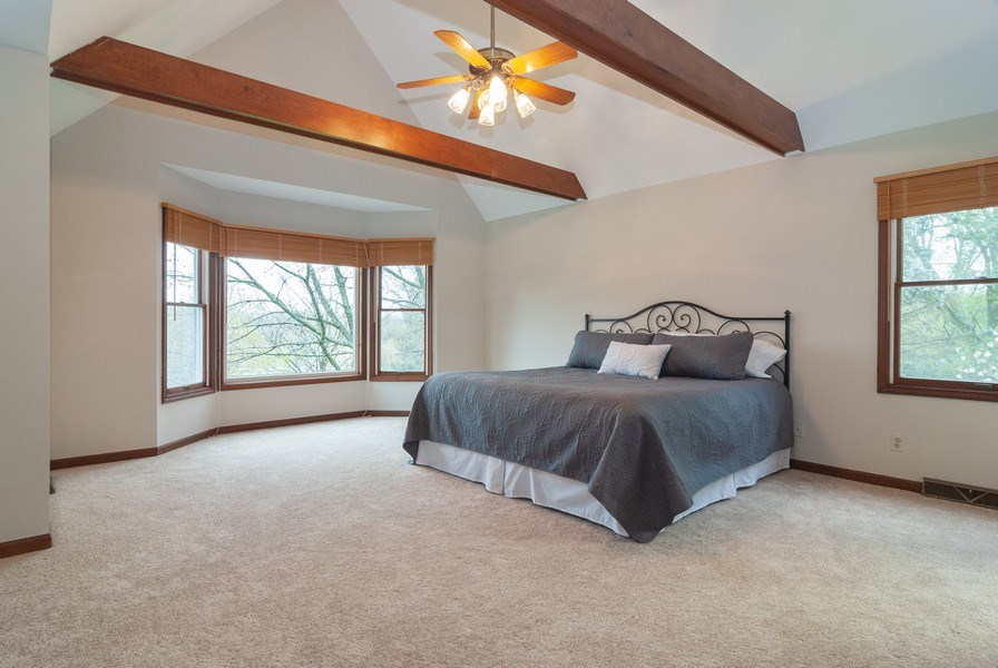 Real Estate Photography - 37W935 Spring Green Way, Batavia, IL, 60510 - Master Bedroom