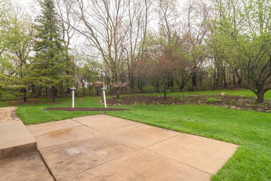 Real Estate Photography - 37W935 Spring Green Way, Batavia, IL, 60510 - Back Yard