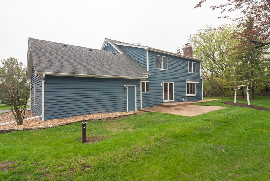 Real Estate Photography - 37W935 Spring Green Way, Batavia, IL, 60510 - Rear View