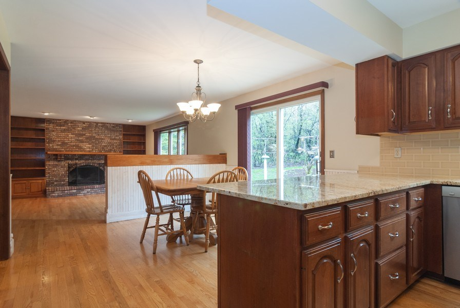 Real Estate Photography - 37W935 Spring Green Way, Batavia, IL, 60510 - Breakfast Nook