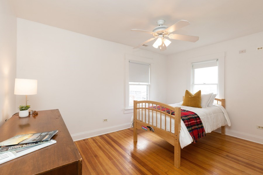 Real Estate Photography - 207 W Station St, Barrington, IL, 60010 - 3rd Bedroom
