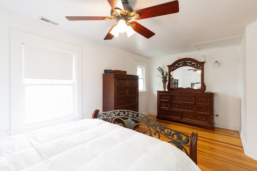 Real Estate Photography - 207 W Station St, Barrington, IL, 60010 - Master Bedroom