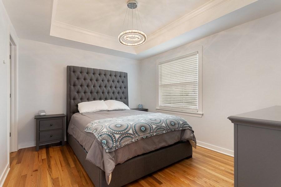 Real Estate Photography - 1327 Lundergan, Park Ridge, IL, 60068 - Bedroom