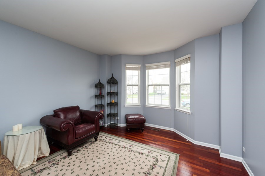 Real Estate Photography - 501 W Cambria Dr, Round Lake, IL, 60073 - Living Room