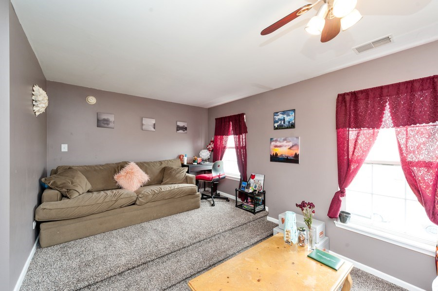 Real Estate Photography - 501 W Cambria Dr, Round Lake, IL, 60073 - 3rd  Bedroom