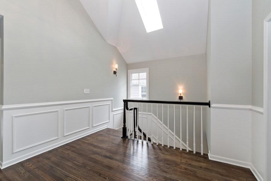 Real Estate Photography - 1437 Asbury Ave, Winnetka, IL, 60093 - Hallway