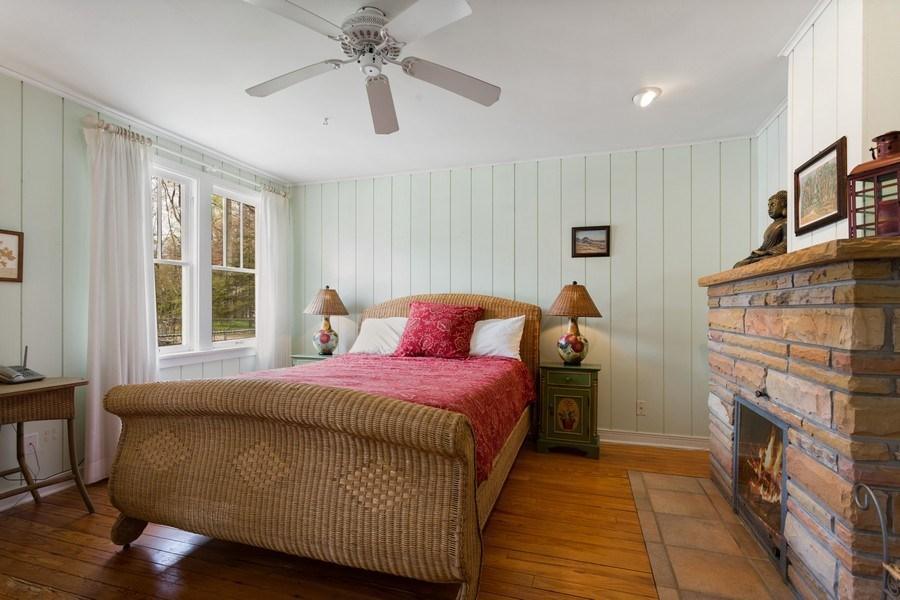 Real Estate Photography - 15792 Oak Ave, Union Pier, MI, 49129 - Master Bedroom